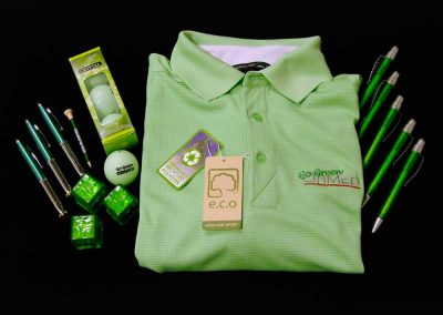 Go Green Campaign Golf Tourament Gifts