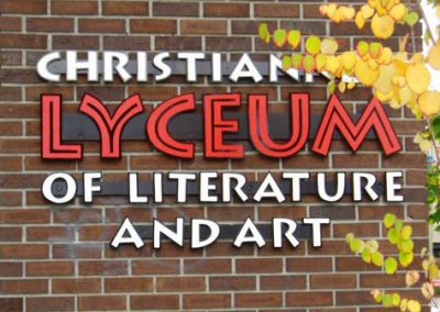 Lyceum of Literature - Vancouver, BC