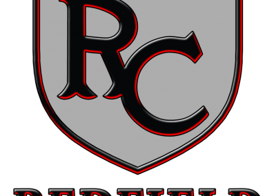 Redfield Crossing Logo