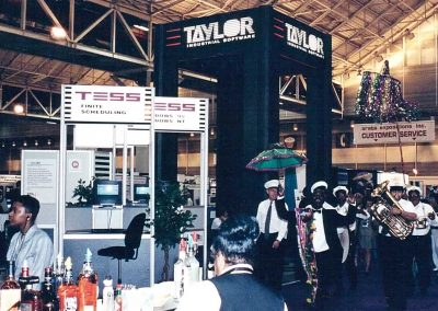 Taylor Industrial Software - New Orleans
