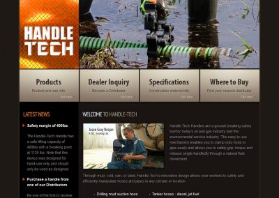 Handle-Tech Website