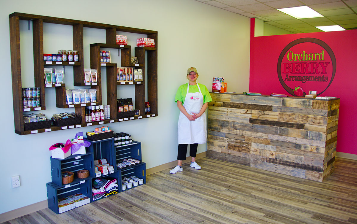 Orchard Berry Arrangements – Soft Opening