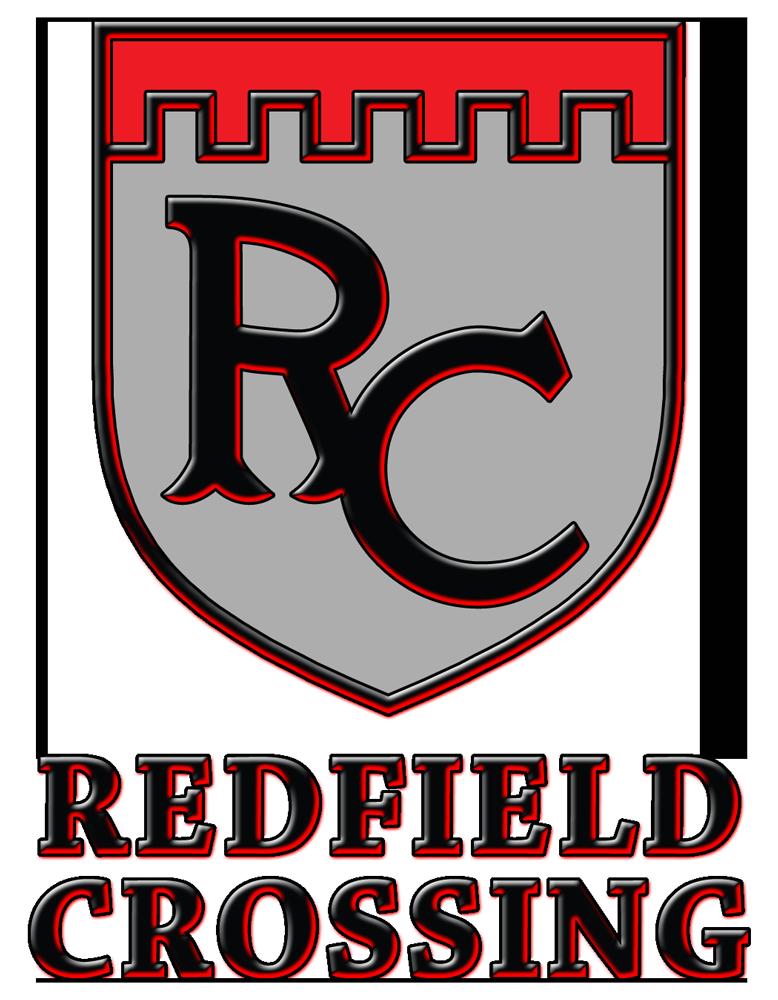 Redfield Crossing Sports Field Logo