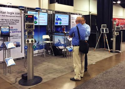 Titan Logix - Global Petroleum Show 2016