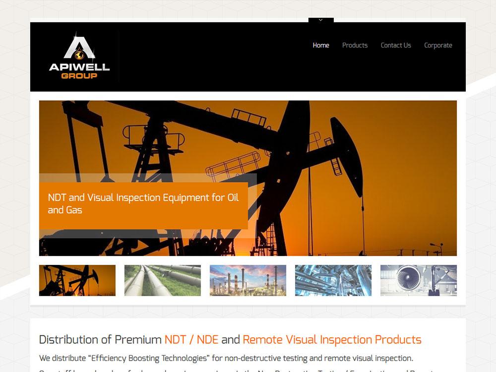 APIWELL Group Website
