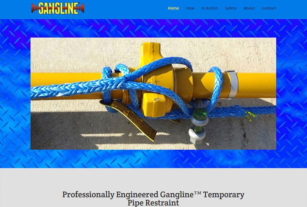 The Gangline Website