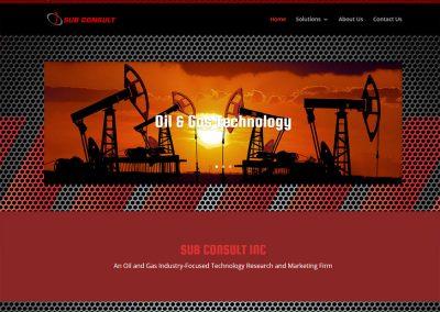 SubConsult Website