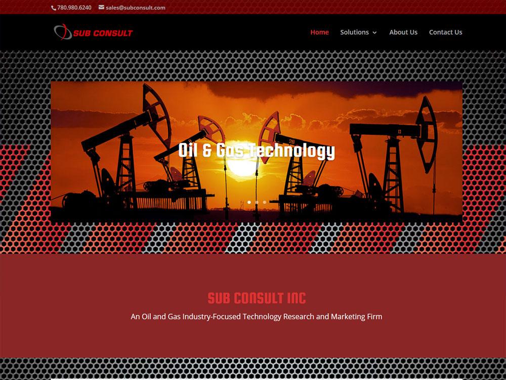 SubConsult Web Site