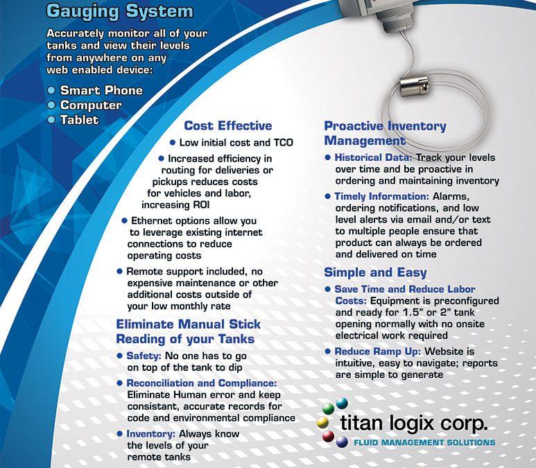 Titan Logix – TSM8000 Flyer